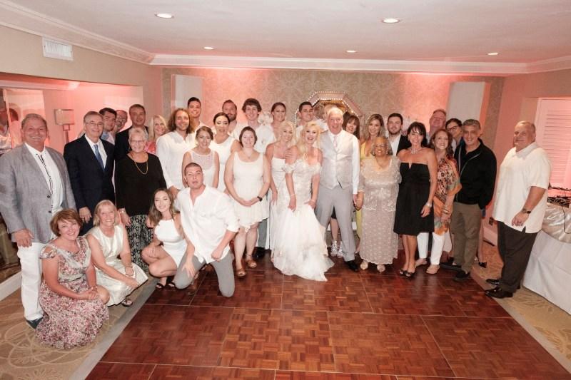 intimate second wedding Surf and Sand REsort Nicole Caldwell 32