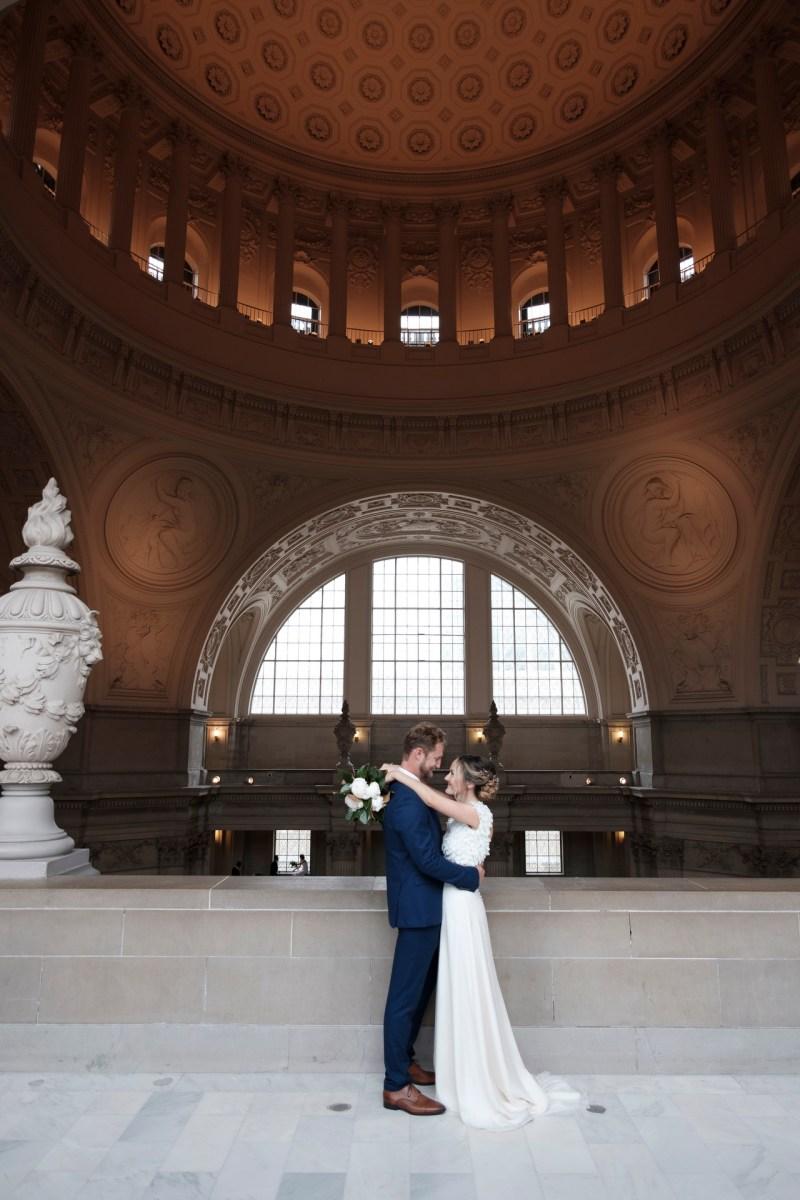 San Francisco city hall wedding nicole caldwell photography 005