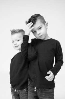 modern black and white family photography orange county nicole caldwell 12