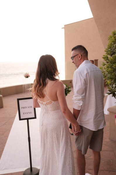 Laguna Beach elopement surf and sand resort wedding photographer nicole caldwell 13