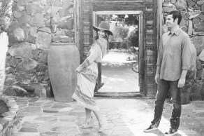 Korakia Pensione in Palm Springs engagement photos by nicole caldwell07