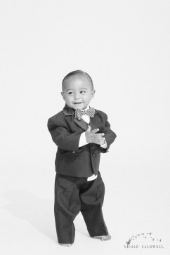 suit and tie photoshoot for kids nicol caldwell studio #07