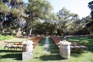 temecula creek inn wedding photographer ceremony site