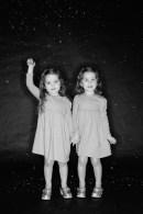 photos of twins in studio 07