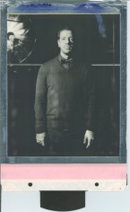 8 x 10 polaroid impossible project film by artist Nicole Caldwell 03