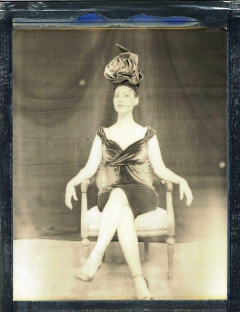 impossible 8 x 10 film nicole caldwell polaroid