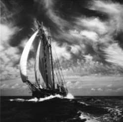 © 1950 Fritz Henle - Trading Schooner, St. Croix, USVI