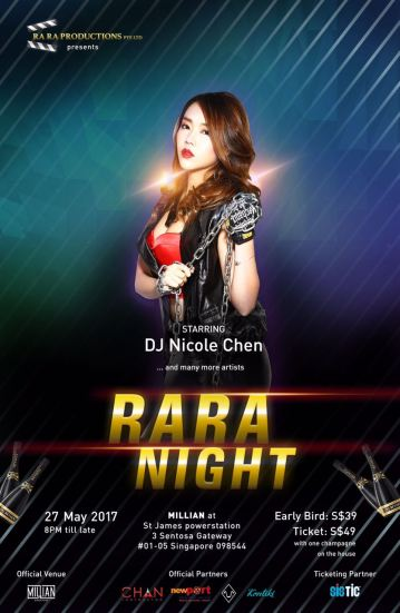 Ra Ra Night (Comedy)