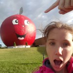 Me and the 'Big Apple'