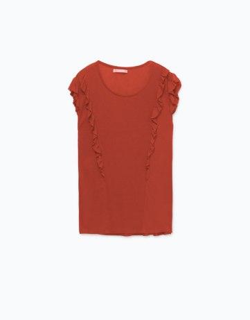 Lefties - camiseta volantes