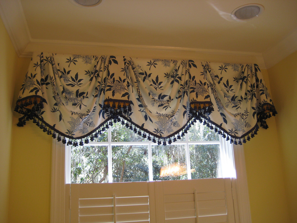 different types of valances for your