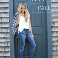 Summer Fades to Fall - Transitioning Your Wardrobe