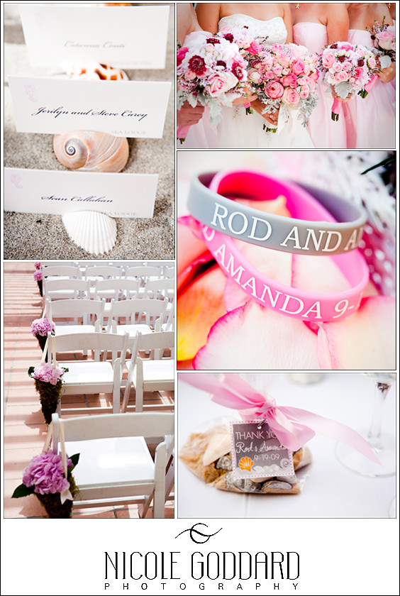 Love the beach-inspired details...