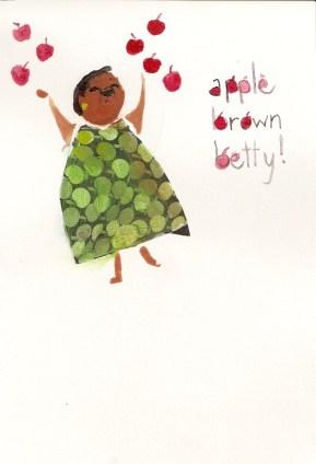 Apple Brown Betty