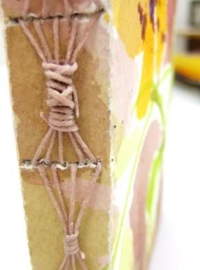 Book Spine detail