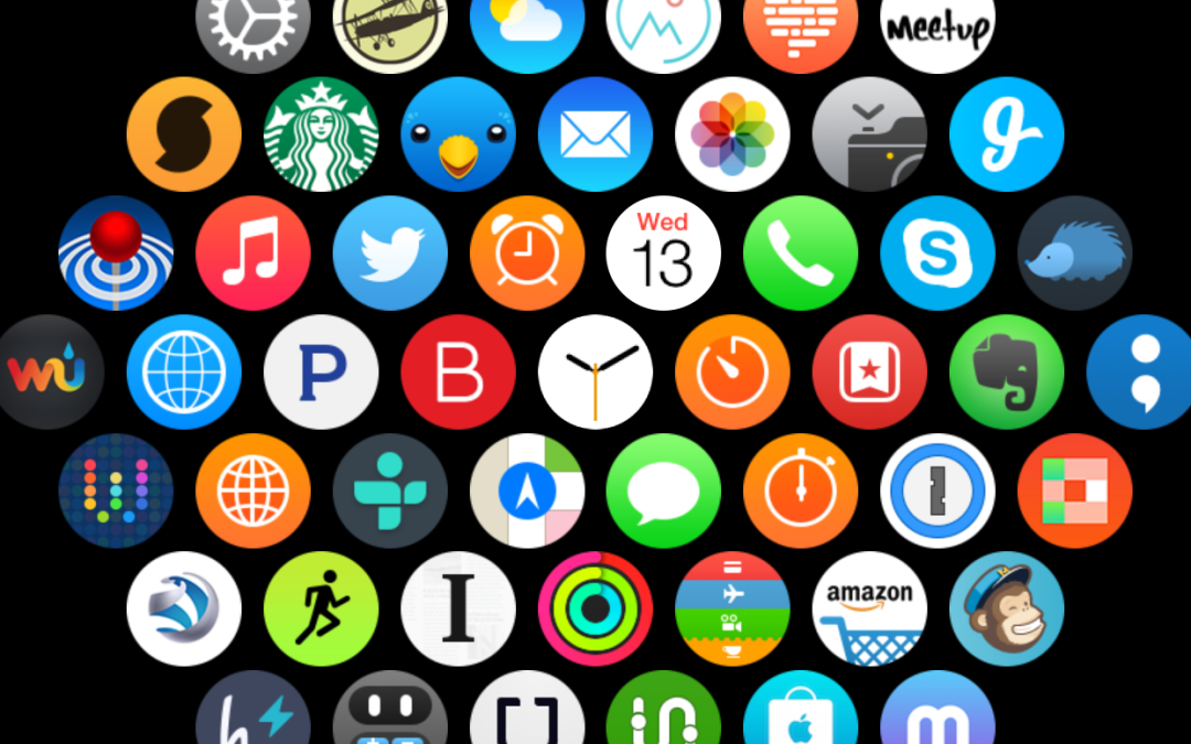 Apple Watch first impressions, pt 1: Glances, Apps, Notifications