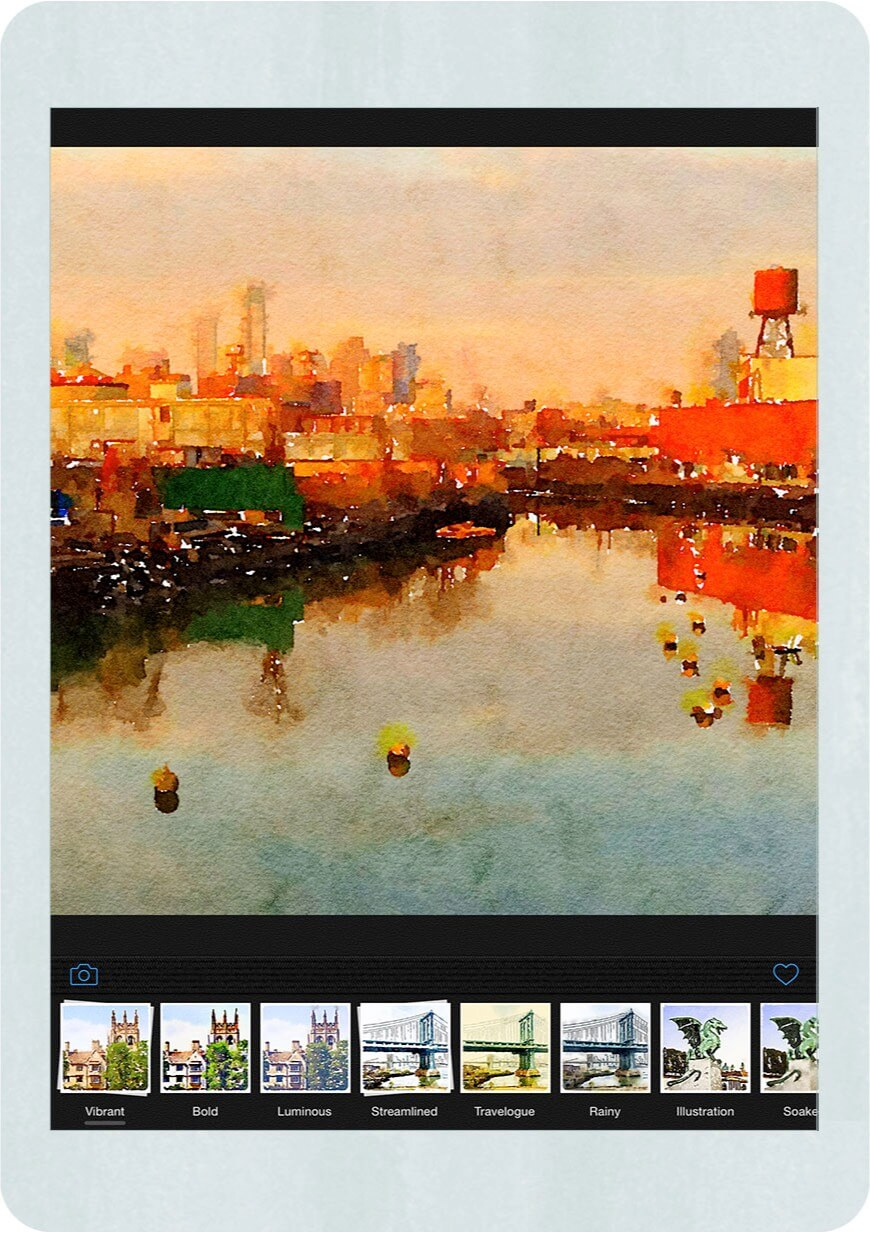 Waterlogue screen shot