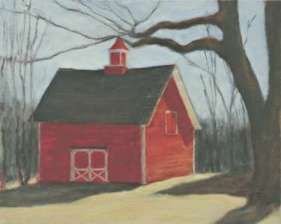 Little Red Barn, 2007