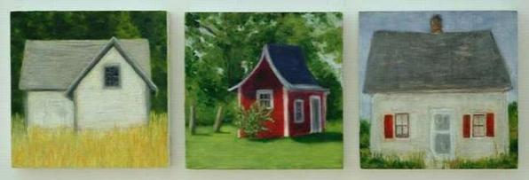 Small House I, II and III, 2006