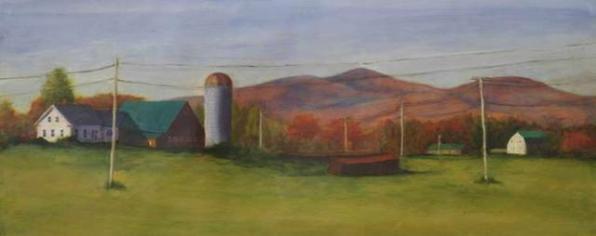 White Mountains, 2007