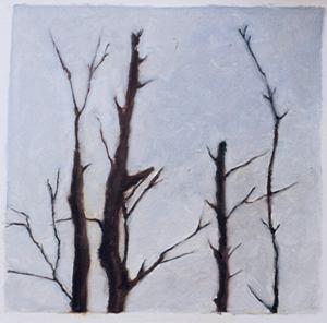 Winter Tree II, 2001
