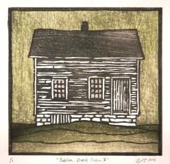 Babson Creek Cabin V, 1/1. 2014