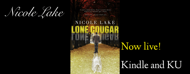 Lone Cougar is live!