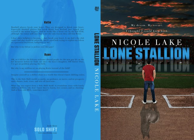 Lone Stallion paperback cover