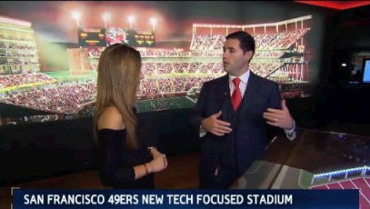 Interviewing San Francisco 49ers CEO Jed York