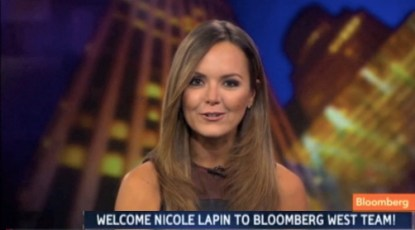 "Anchoring ""Bloomberg West"""