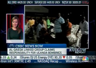 "On CNBC's ""The Kudlow Report"""