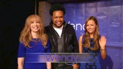 "Live on ""The Wendy Williams Show"""