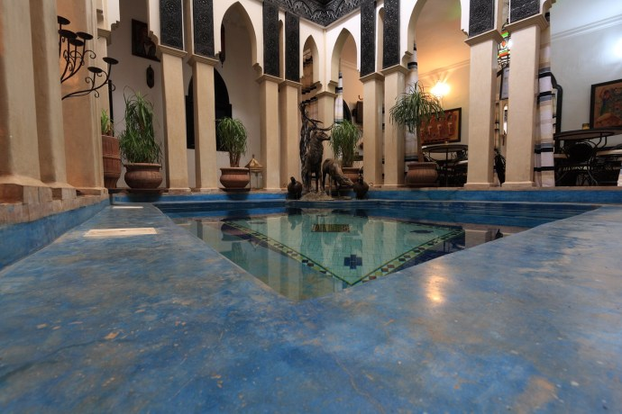 marrakech or fes accommodation