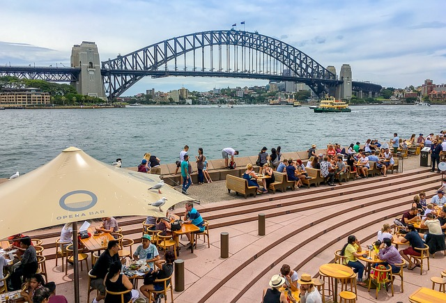 best things to do in sydney - harbour bridge