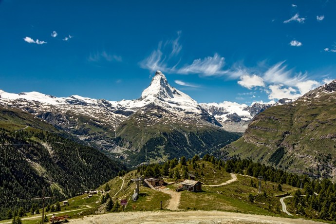 natural wonders of europe matterhorn