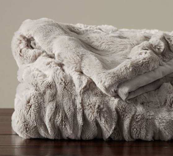 ruched-faux-fur-oversized-throw-gray-c