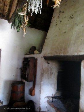 Village Museum - 1600s home