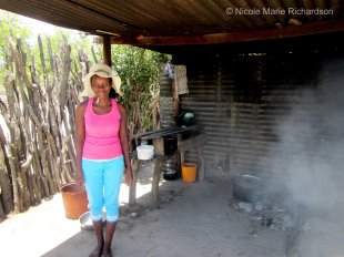 The family cook. She also helps manage the property when no one is there.
