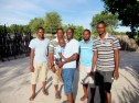 Tangeni's brothers