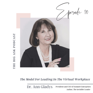 Dr Ann Gladys Podcast cover image