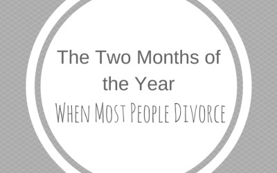 The Two Months of the Year When Most People Divorce