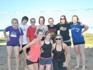 beach vball