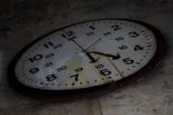 Nicole Panneton - Le temps qui passe - Photographie numérique - Projet Déambulation dans un lieu incertain - Crédit photographique Nicole Panneton - 2013