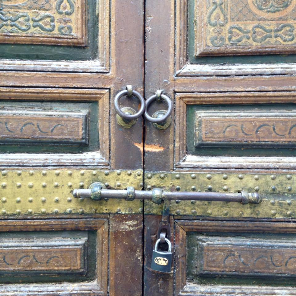 marrakech-door