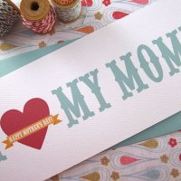 Six Handmade Gift Ideas This Mother's Day