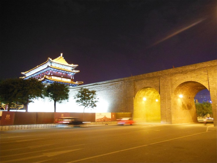 South Gate of the city wall