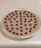 Lisa's Chocolate Mousse Pie
