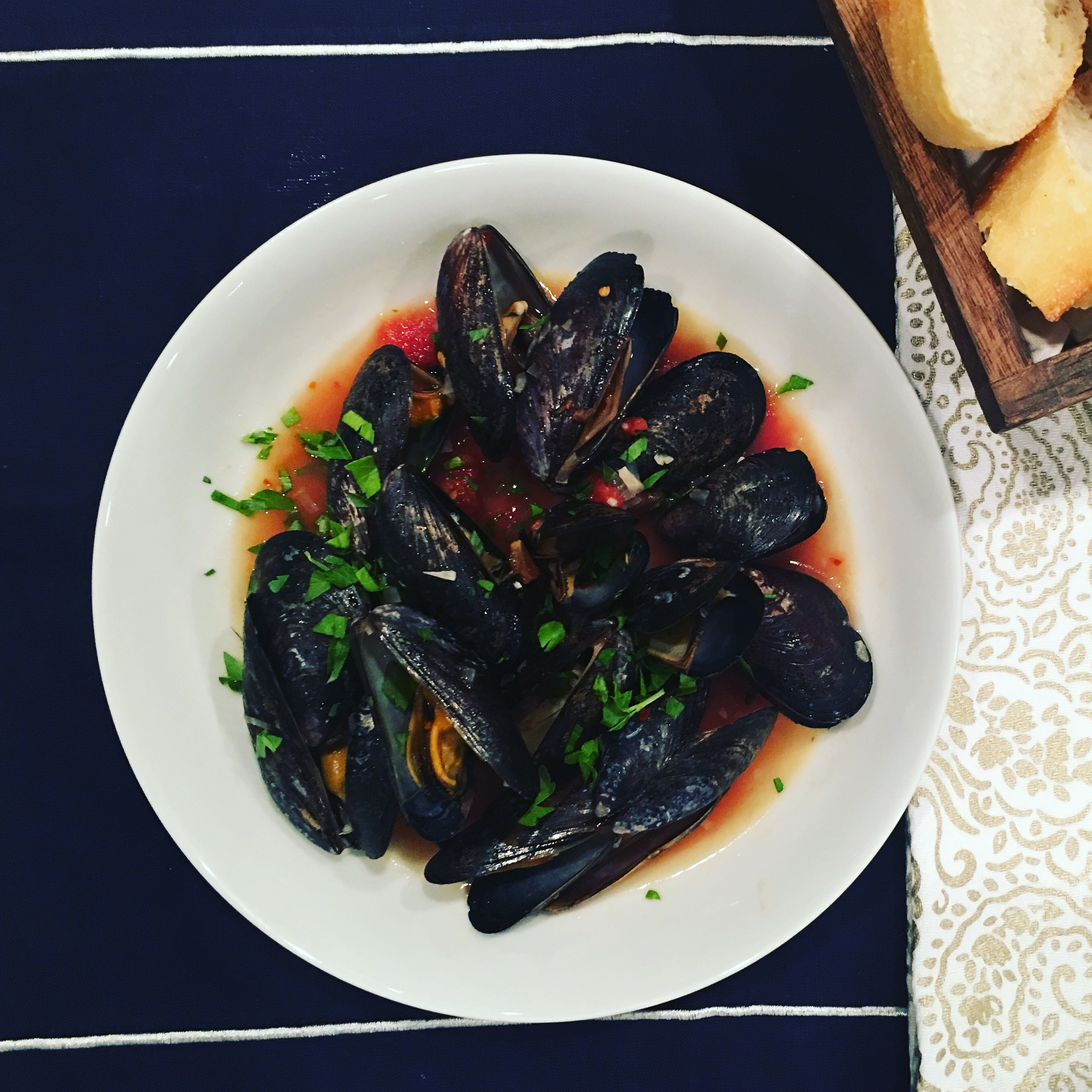"Sunday # 10: LES MOULES ""ADDIE'S"""