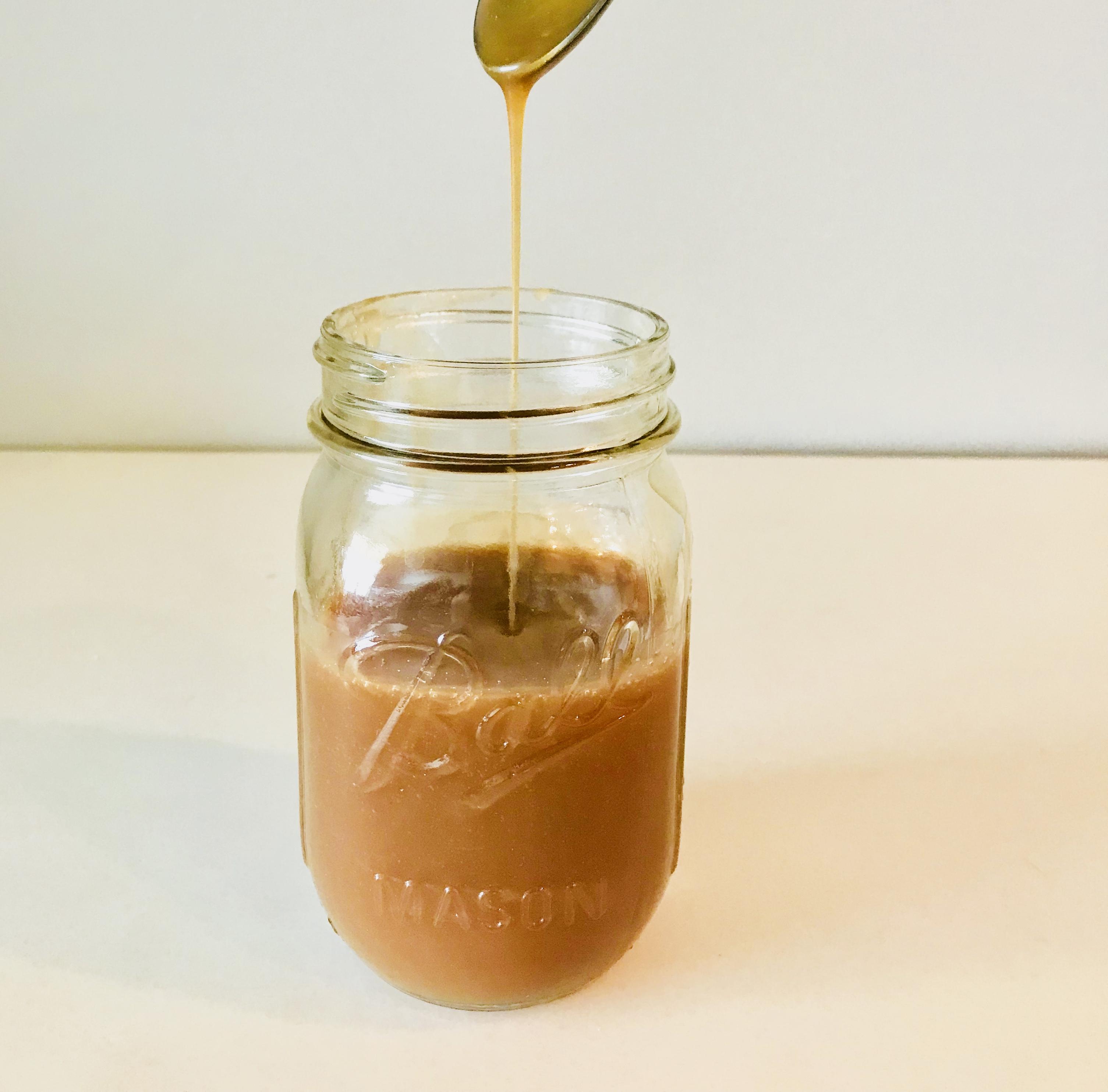 No-Fuss Caramel Sauce