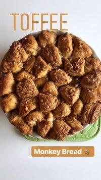 Toffee Monkey Bread